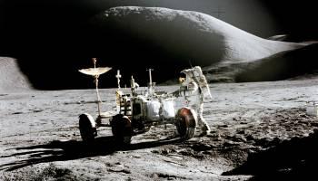 The NASA Lunar Rover